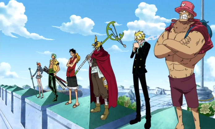 One Piece Enies Lobby Is The Best Arc